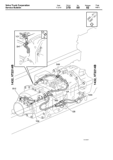 volvo vn truck wiring diagrams volvo d12 engine manual