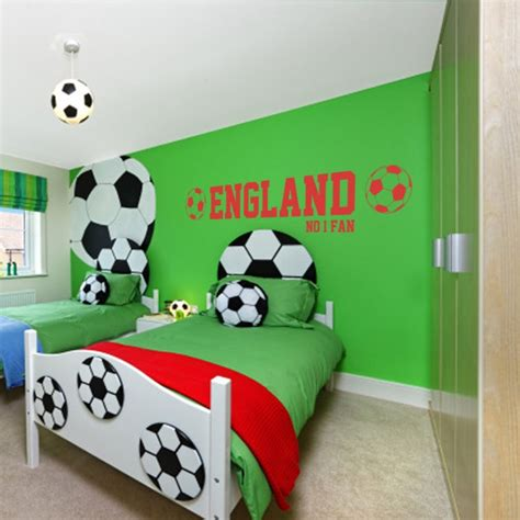 football bedroom ideas cool boys bedroom interior decorating ideas with football