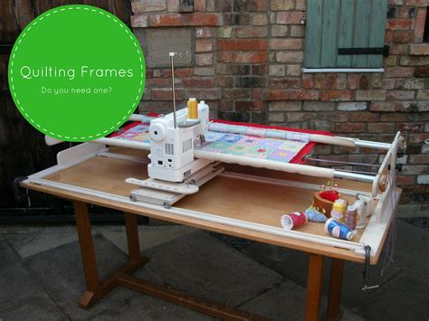 what are quilting frames and why should you get one