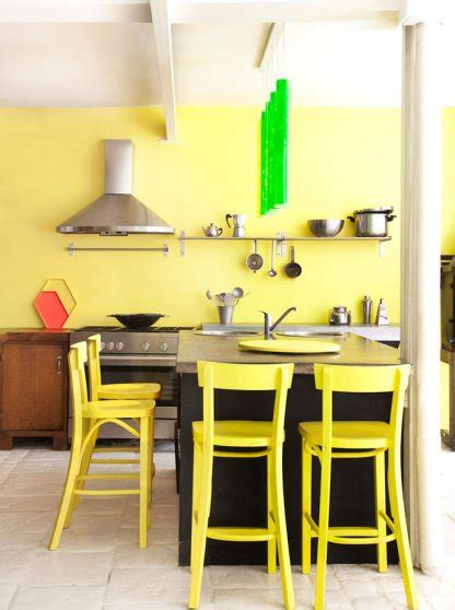 sunny kitchen and bedroom yellow wall paint ideas for home garden bedroom kitchen homeideasmag com