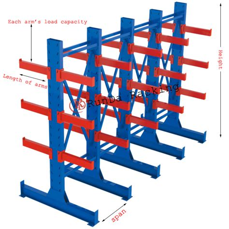 Cantilever Pipe Rack by Wholesale Rd Warehouse Storage Pipe Cantilever Rack