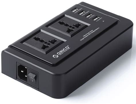 Power Supply Adaptor Sanyo 5v 1a Kecil Audio orico opc 2a4u universal socket with usb moresales my a malaysia web store