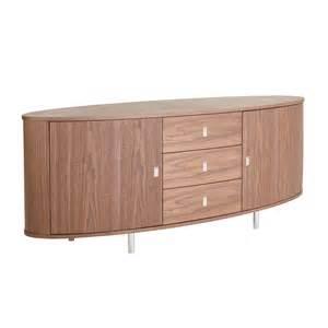 sideboard walnut modern furniture home accessories designer interior
