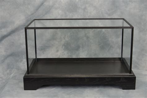 small glass display cabinet display case oak framed price per inch uk bird small