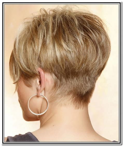 hair style back and front front and back short hairstyles hairstyle ideas in 2018