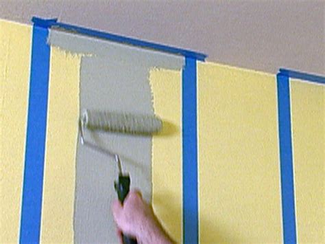 how to paint striped walls how tos diy