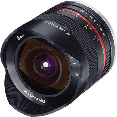 Samyang Lens 8mm F 3 5 Fisheye Decachable For Nikon Ae samyang 8mm f2 8 umc fisheye ii e mount lens info