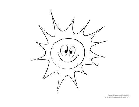 coloring pages sunny weather weather pictures to colour kids coloring europe travel