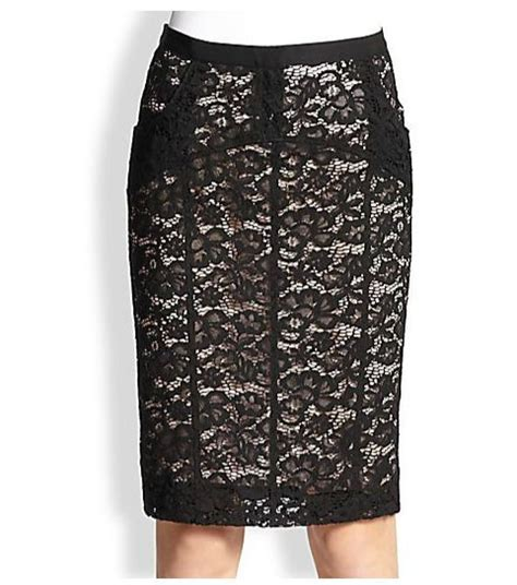 black lace skirt skirts