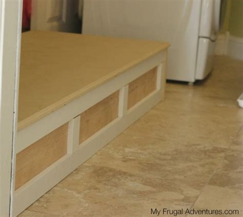 Washer And Dryer Pedestal Alternatives How To Build A Washer And Dryer Pedestal My Frugal