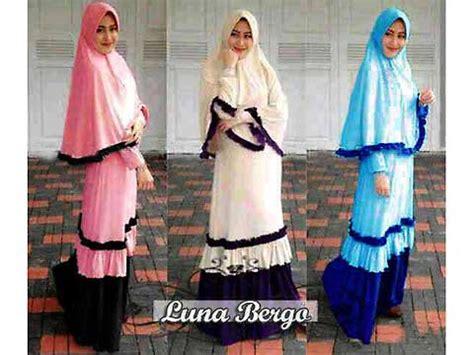 Gamis Brocca Vol3 By Queenalabels busana muslim fashion butiq laman 102