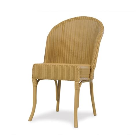 Wicker Back Dining Chairs Lloyd Flanders Back Wicker Dining Chair 286005