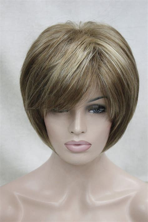 brown with blonde highlights wig 004282 new charming light brown with blonde highlight