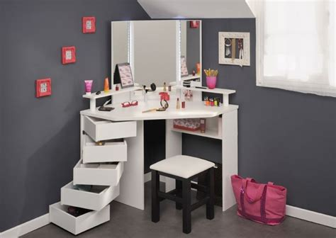 corner vanity for bedroom corner vanity table bedroom shelby knox