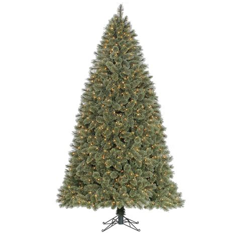 9 pre lit spruce christmas tree christmas style from kmart