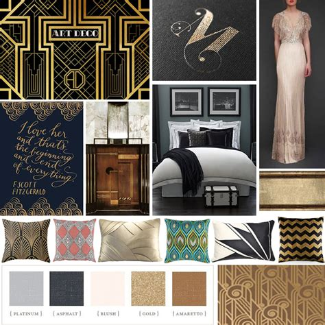 great gatsby bedroom ideas this mood board is taking it back to the 20 s get your