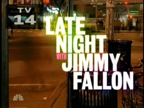 tv series tv news late night tv tv recaps wrestlers in hollywood tv show late night with jimmy