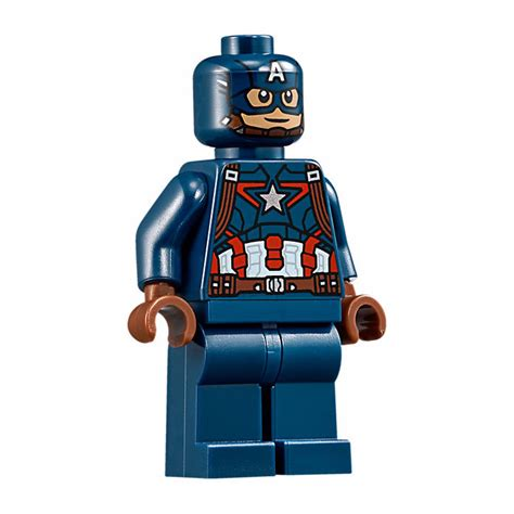 Lego Superheroes Minifigures Deathstroke lego captain america minifigure brick owl lego marketplace