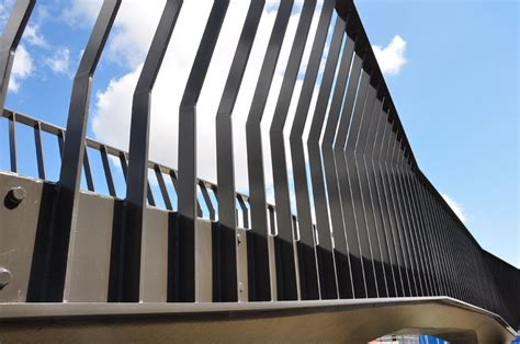 Handrail Requirements 100 Bridges For 100 Years City Of Rotterdam Trusts New