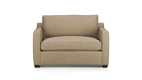 Crate And Barrel Sofa Sleeper Davis Sleeper Sofa Crate And Barrel