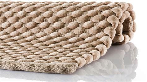 badteppich modern aquanova maks badteppich taupe badteppiche bei tepgo