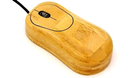 Bamboo Mouse 1 green gadget gift guide ecopod home recycling inhabitat green design innovation