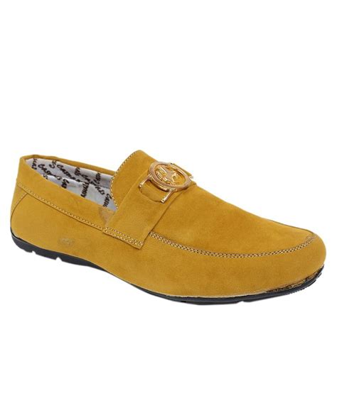 yellow loafers mochi g yellow loafers price in india buy mochi g yellow