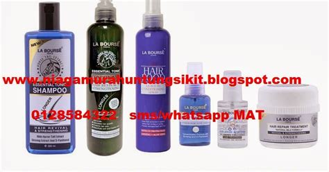 Spray Kutu Rambut Nabila Tonic niaga murah untung sikit la bourse hair care produk rambut menyelesaikan masalah