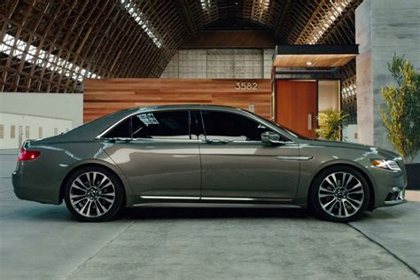 ford of lincoln 2017 lincoln continental lincoln motor company luxury