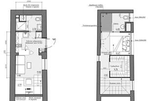 Micro Homes Floor Plans Denis Svirid S Small Stylish Apartment In The Ukraine