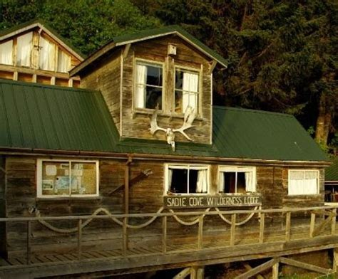 Kachemak Bay State Park Cabins by Picture Of Alaska S