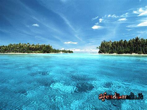Sfondo Paradiso gratis a 1024x768 per il desktop del pc