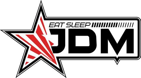New Stok Emblem Logo Corona Jdm eat sleep jdm brands of the world vector logos and logotypes
