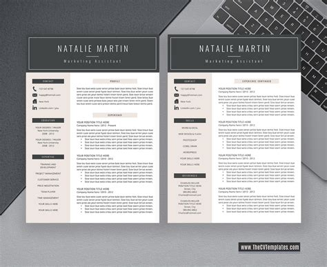 thecvtemplatescom selling resume templates