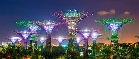 Gardens By The Bay In Mandarin by Gardens By The Bay Ist Ein Erlebnis In Singapur