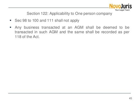 companies act section 45 section 45 companies act 28 images companies act india