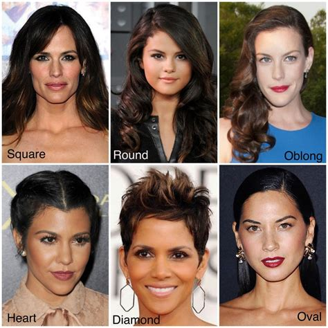 what type of hairstyles suits oval shape face five gigantic influences of oval face shape hairstyles