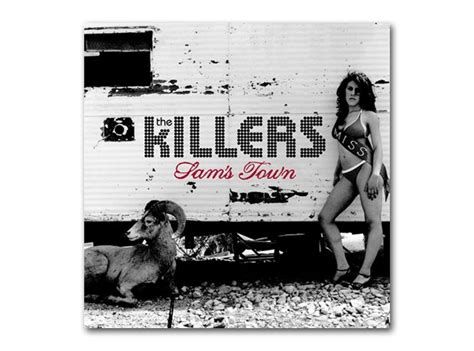 Cd Killers Sams Town Usa Press the killers sam s town the greatest second albums radio x