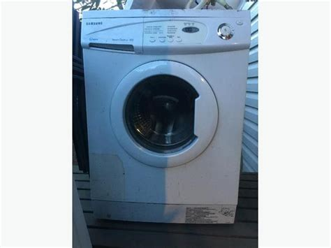 Apartment Size Washer Machine Free Non Working Apartment Sized Front Load Washing