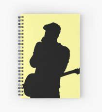 Note Book Shawn Mendez shawn mendes spiral notebooks redbubble