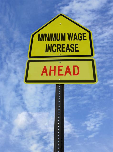 minimum wage rise california s upcoming minimum wage increase review your