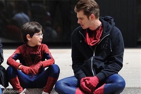 imagenes del sorprendente hombre araña trailer de quot el sorprendente hombre ara 241 a 2 quot ser 225 estrenado
