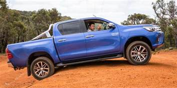 2016 Toyota Hilux 2016 Toyota Hilux Sr5 Review Caradvice
