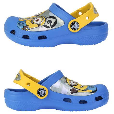 crocs minions clogs slip on and 50 similar items