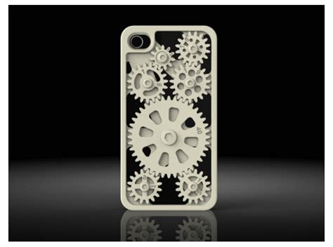 Wifi Stands For by 3d Printing Iphone Case With Movable Gears All Istuff