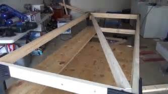 How To Build A Basic Bench 2x4 Basics Workbench Build Youtube