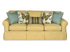 Paula Deen Sectional Sofas Paula Deen By Craftmaster Living Room Three Cushion Sofa P992050bd Hickory Furniture Mart