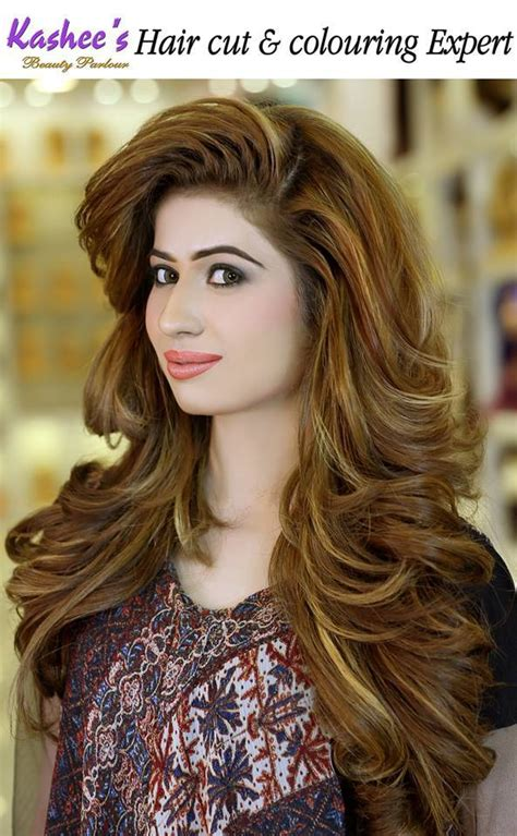 Hair Style by Kashee S Stylish Hair Cut Hair Colour Collection 2016