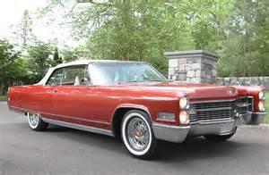 1967 Cadillac Eldorado Convertible 1966 Cadillac Eldorado Convertible Classic Cars Today