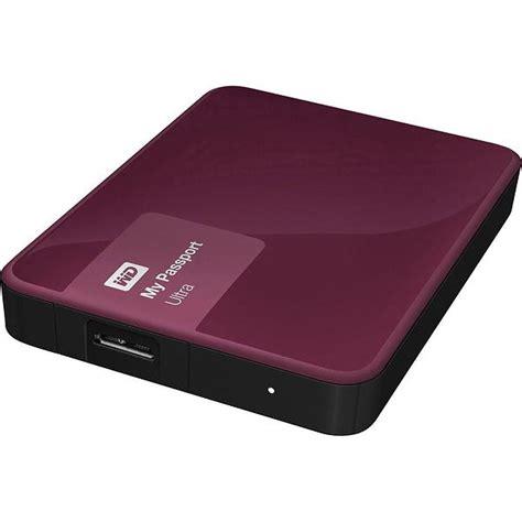 Hardisk Wd Ultra 1tb wd my passport ultra ii usb 3 0 1tb external disk